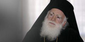 Αρχιεπίσκοπος Κρήτης: Μη φοράτε μάσκα στην εκκλησία. (Γ. Τζανάκης-25.08)