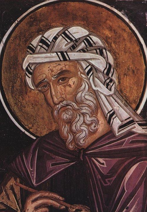 Λόγος στὴ Γέννηση τῆς Ὑπεραγίας Θεοτόκου τοῦ Ἁγίου Ἰωάννου τοῦ Δαμασκηνοῦ (08/09)