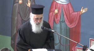 """π. Στυλιανός Καρπαθίου: """"Ημίονος - Ημίθεος"""" (24.09)"""