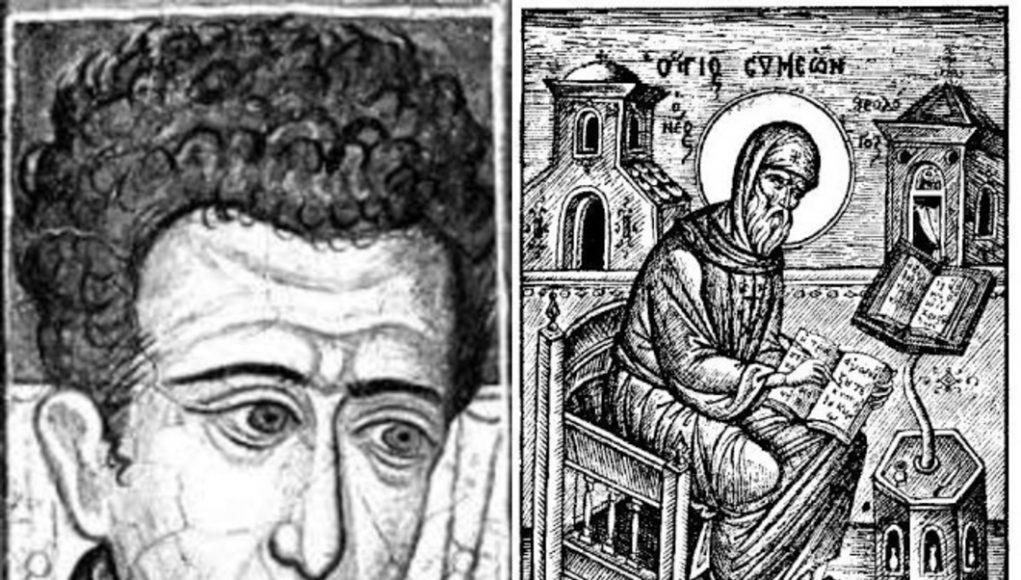 Φώτης Κόντογλου για τον άγιο Συμεών