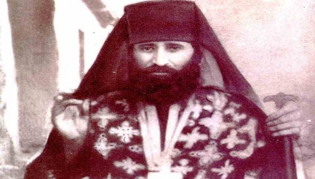 αυθεντικός άγιος Γεώργιος Καρσλίδης