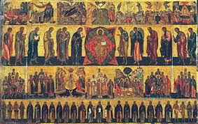Κυριακή των Αγίων του Χριστού Προπατόρων (άγιος Γρηγόριος Παλαμάς)