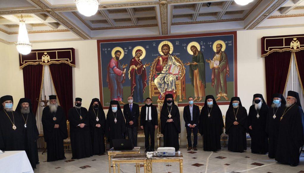 Υπέρ του εμβολιασμού η Εκκλησία της Κύπρου!