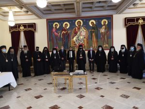 Υπέρ του εμβολιασμού η Εκκλησία της Κύπρου! Ουαί! (01.12.2020)