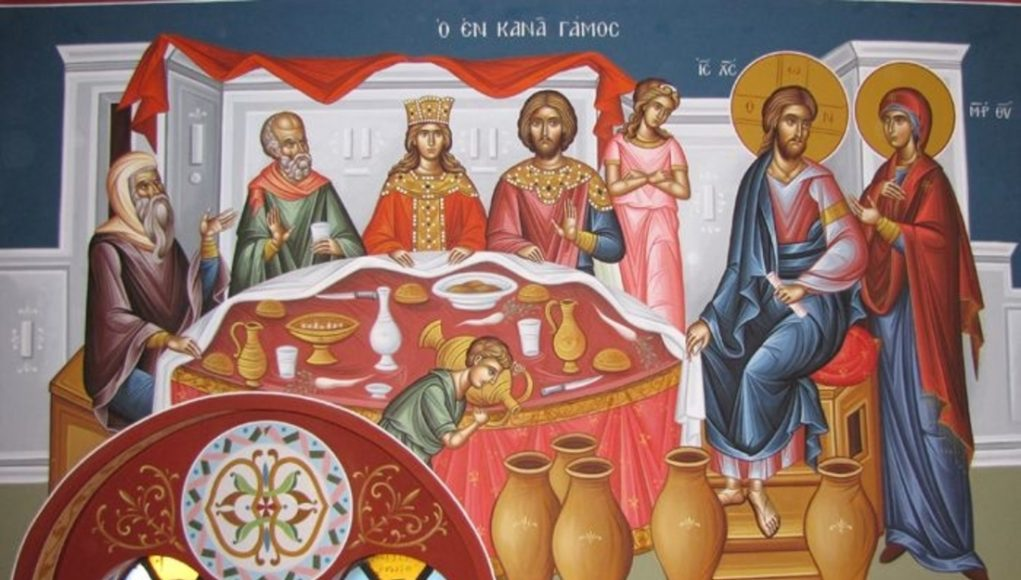 Τά ὄργανα στόν γάμο καί στήν βάπτιση