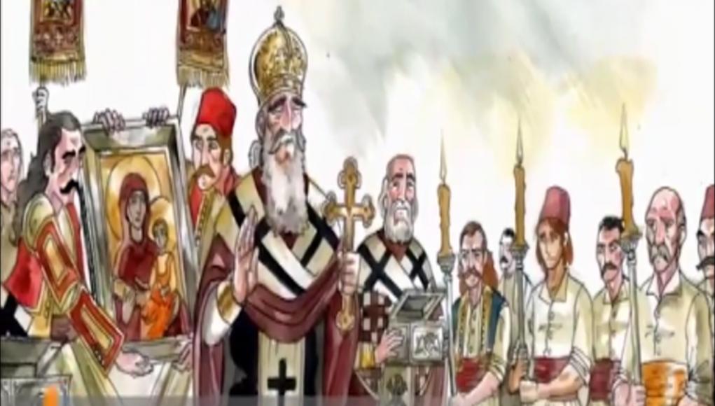 λιτανεία και ο ρόλος των πιστών