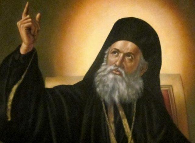 Ιερομάρτυς και εθνομάρτυς Πατριάρχης
